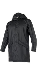 2019 Mystic Shred Long Wake Jacket Black 180137