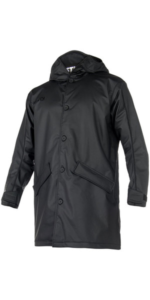 2018 Mystic Shred Long Wake Jacket Black 180137