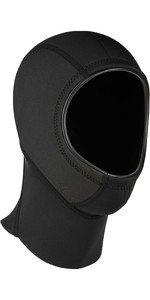 2021 Mystic Star 2mm Neoprene Hood 200032 - Black