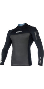 2021 Mystic Mens Star 2mm Neoprene Long Sleeve Top Black 140255
