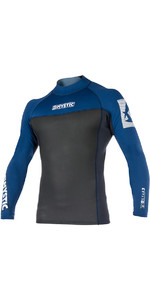 2020 Mystic Star 2mm Neoprene Long Sleeve Top Navy 140255