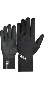 2021 Mystic Star 3mm 5 Finger Gloves 200048 - Black