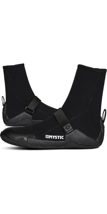 2020 Mystic Junior Star 5mm Round Toe Boots BTST20- Black