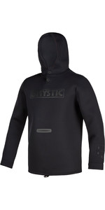 2021 Mystic Star Sweat 2mm Neoprene Top 200125 - Black