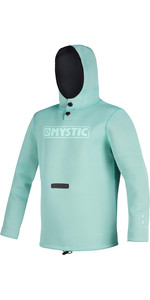 2021 Mystic Star Sweat 2mm Wetsuit Hoody 200125 - Mist Mint