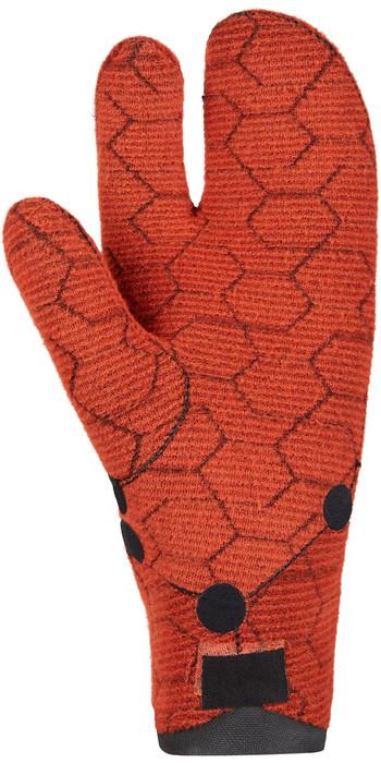 2021 Mystic Supreme 5mm Lobster Glove 200045 - Black
