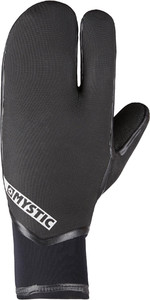 2019 Mystic Supreme 5mm Lobster Glove 200045 - Black
