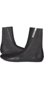 2021 Mystic Supreme 5mm Split Toe Boots 200033 - Black