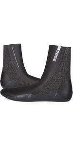 2019 Mystic Supreme 5mm Split Toe Boots 200033 - Black