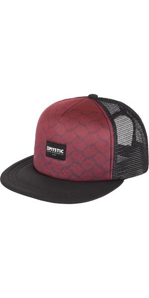 2019 Mystic Supreme Cap Dark Red 190092