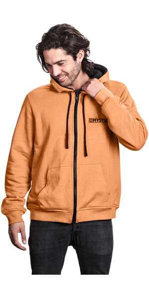 2018 Mystic Tender Sweat Hoody Burnt Orange 180009