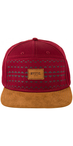 2018 Mystic The Reel Cap Burgundy 180097