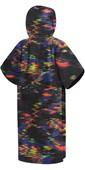 2021 Mystic Velour Change Robe Poncho 35018.210134 - Rainbow