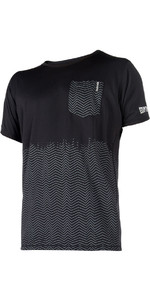 Mystic Voltage Loosefit Quick Dry S / S Tee Black 180104