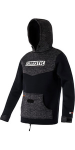 2018 Mystic Voltage Sweat Neoprene Hoody Black 170090