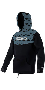 Mystic Voltage Sweat Neoprene Hoody Pewter 170090