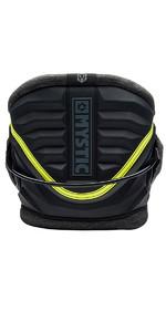 Mystic Warrior V Multi-Use Waist Harness Black / Yellow 170303
