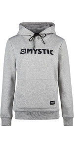 2021 Mystic Womens Brand Hooded Sweat 190537 - December Sky