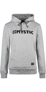 2019 Mystic Womens Brand Hooded Sweat 190537 - December Sky