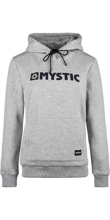 2021 Mystic Womens Brand Hooded Sweat 190537 - December Sky