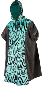 Mystic Womens Changing Robe / Poncho Grey 170110