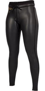 2019 Mystic Womens Diva Black Series 2mm Neoprene Trousers Black 180095