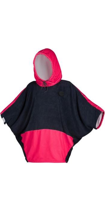 2021 Mystic Womens Poncho / Change Robe 200133 - Caviar Melee