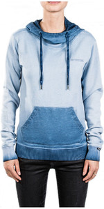 Mystic Womens Stow Sweat Powder Blue 180520