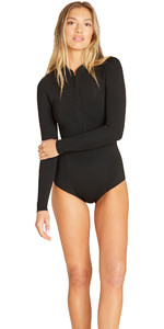 2019 Billabong Womens Salty Dayz 2mm LS Spring Wetsuit Wave N42G03