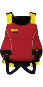 2020 NKE Junior Centre Vest Buoyancy Aid Red BA03