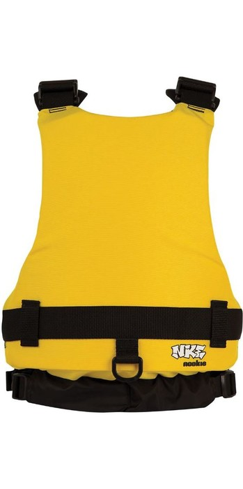2021 NKE Junior Centre Zip Buoyancy Aid Yellow BA03