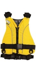 2020 NKE Junior Centre Zip Buoyancy Aid Yellow BA03