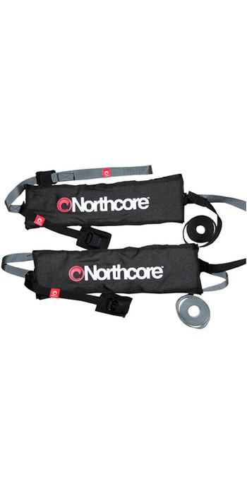 2021 Northcore Single Overhead Soft Roofracks NOCO02