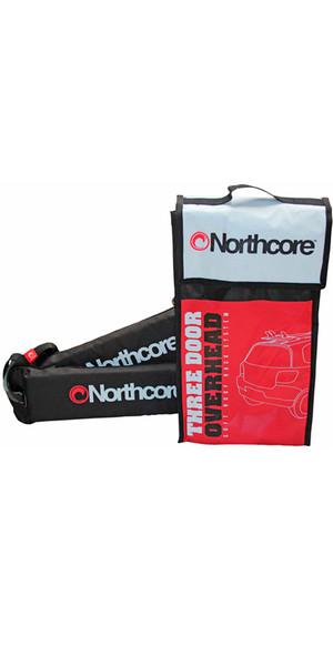 2019 Northcore Three Door Overhead Soft Roofracks NOCO64