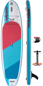 2020 Naish Alana 10'6 Stand Up Paddle Board Package - Board, Bag, Pump & Leash 15140