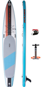 2020 Naish Maliko 14'0 x 27 Fusion Carbon Stand Up Paddle Board Package - Board, Bag, Pump & Leash 15210