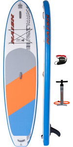 2020 Naish Nalu 11'6 Stand Up Paddle Board Package - Board, Bag, Pump & Leash 15130