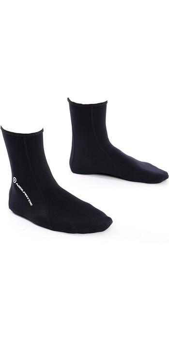 Neil Pryde 1mm Toastie Neoprene Socks Black 630202