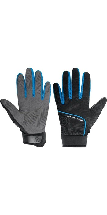 Neil Pryde Amara Full Finger Sailing Gloves 630502 - Black