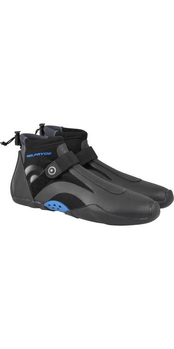 Neil Pryde Elite Neoprene Skiff Shoe 630406 - Black / Blue