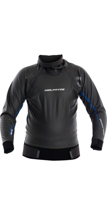 Neil Pryde Junior Elite Aquashield Sailing Top 630151 - Black / Blue