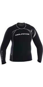 Neil Pryde Junior Raceline Heatseeker 3mm Neoprene Top 630143 - Graphite