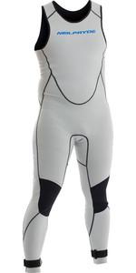 Neil Pryde Mens Elite Firewire 1mm Long John Wetsuit 630205 - Grey