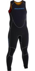 Neil Pryde Mens Elite Firewire 3mm Long John Wetsuit 630203 - Black / Carbon