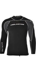Neil Pryde Mens Raceline Heatseeker 3mm Neoprene Top 630142 - Graphite
