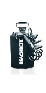 2021 BeachBox Shower Tank BBST21 - Black