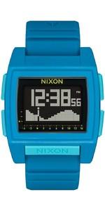 2021 Nixon Base Tide Pro Surf Watch 1543-00 - Sapphire