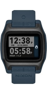 2021 Nixon High Tide Surf Watch 001-00 - Dark Slate