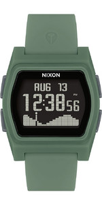 2021 Nixon Rival Surf Watch 1154-00 - Spruce