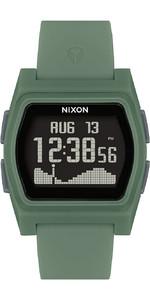 2021 Nixon Rival Surf Watch 1154-00 - Spruce
